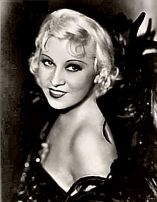 Actress Star Mae West