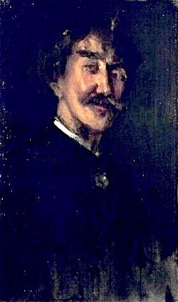 Painter James McNeill Whistler