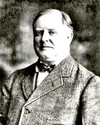 Newspaperman William Allen White
