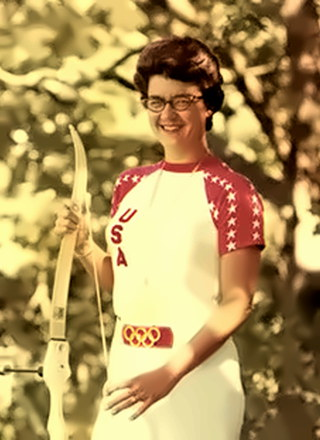 Olympic Archery Champion Doreen Wilber