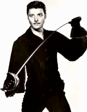 Guy Williams as Zoro