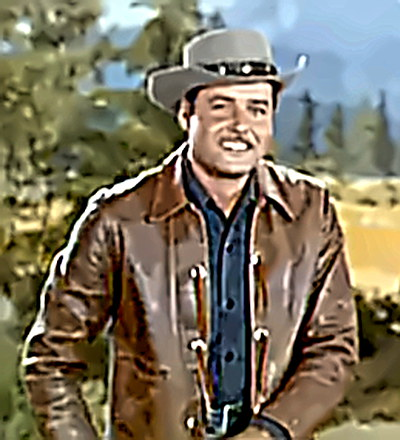 Actor Guy Williams