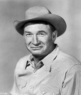 Actor Chill Wills