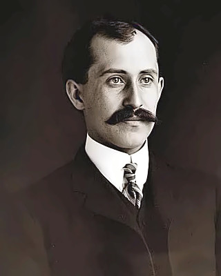 Aviation Pioneer Orville Wright