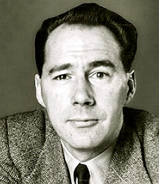 Writer John Wyndham