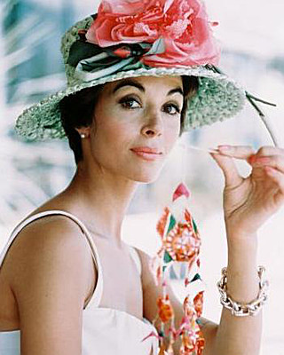 Actress Dana Wynter
