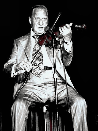 Comedian Henny Youngman