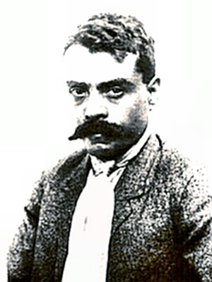 Folk Hero Emiliano Zapata