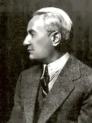 Producer Florenz Ziegfeld